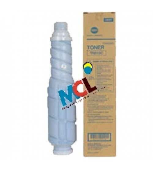 Konica Minolta TN-510C Toner Cartridge -Cyan
