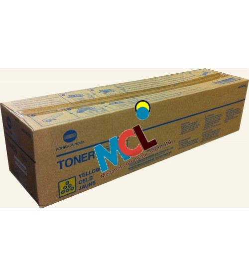Konica Minolta TN-613Y Toner Cartridge -Yellow