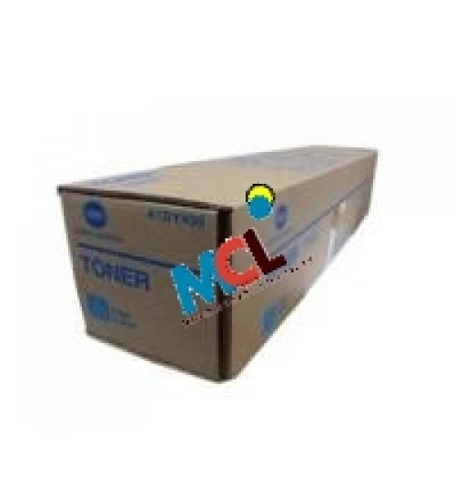Konica Minolta TN-615C Toner Cartridge -Cyan