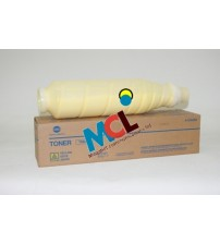 Konica Minolta TN-616Y Toner Cartridge -Yellow