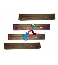 TN-512 OEM Toner Cartridge Set (Black, Cyan, Magenta, Yellow)