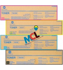 TN-314 OEM Toner Cartridge Set (Black, Cyan, Magenta, Yellow)